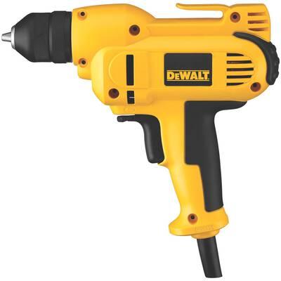 #1. DEWALT DWD115k Corded Drill