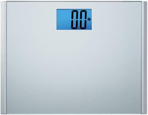 #10. EatSmart 440lbs Ultra-Wide Platform 4 High Precision Sensors Digital Bathroom Scale