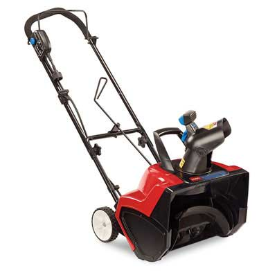 6. Toro 38381 15 Amp Electric Snow Blower (18-Inches)