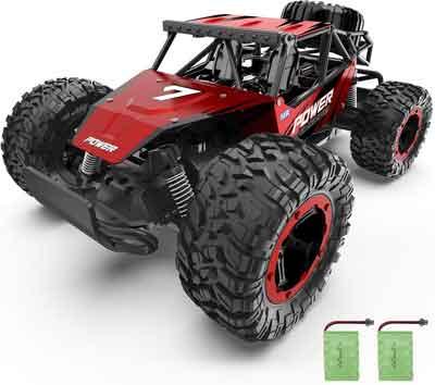 #10. XIXOV 1:14 Aluminum Alloy Remote Control Hobby Electric Off-Road Truck for Boys & Teens