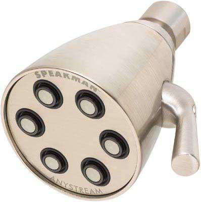 2. Speakman S-2252-BN High Pressure Shower Head