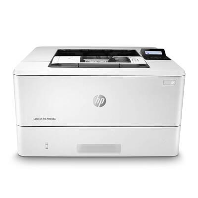 #10. HP LaserJet Pro M404dw Monochrome Wireless Laser Printer