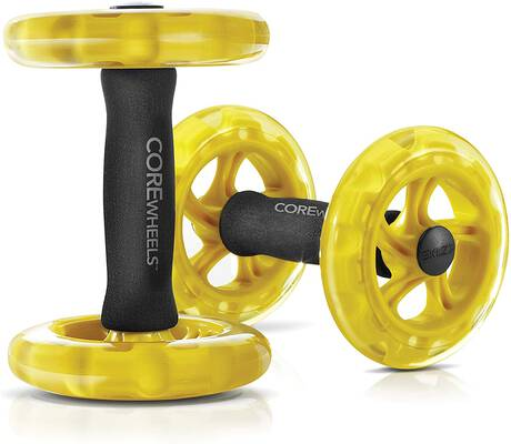 3. SKLZ Core Wheels and Ab Trainer Roller