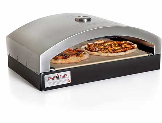 #7. Camp Chef Artisan Pizza Oven