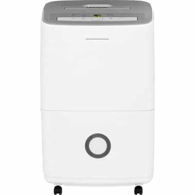 #5. Frigidaire 30- Pint Dehumidifier with Effortless Humidity Control
