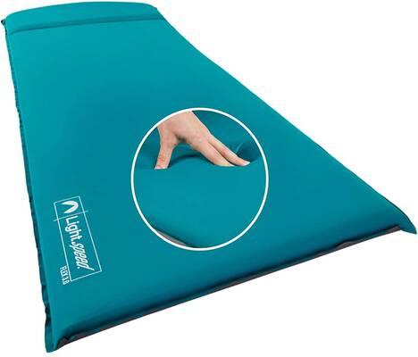 1. Lightspeed Outdoors Self-Inflating Sleep Pad