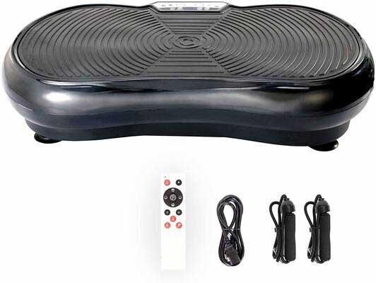 #8. Pinty Fitness Vibration Platform- Whole Body Vibration Machine
