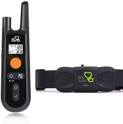 #5. Dog Care Training Collar - Rechargeable with 3 Training Modes