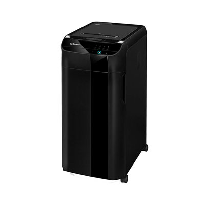 1. Fellowes Automax 350-Sheet Auto Feed Shredder (4964001)