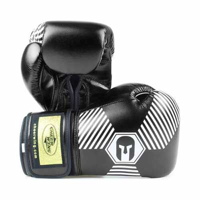 #4. Cheerwing Pro Muay Thai Boxing Gloves for Fighting Punching Bag & Combat Training