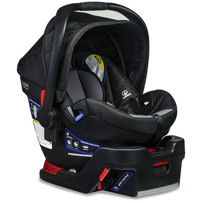 5. Britax B-Safe Infant Car Seat, Ashton