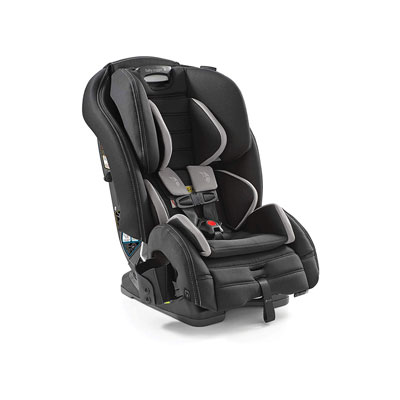 4. Baby Jogger Space Saving Infant Car Seat, Monument