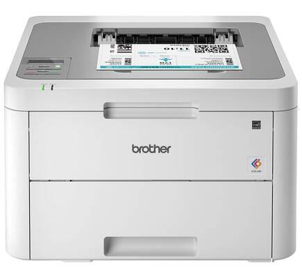 #7. Brother HL-L3210CW Compact Digital Color Printer