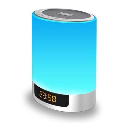 #10. MJDUO Digital Alarm Clock with USB Port