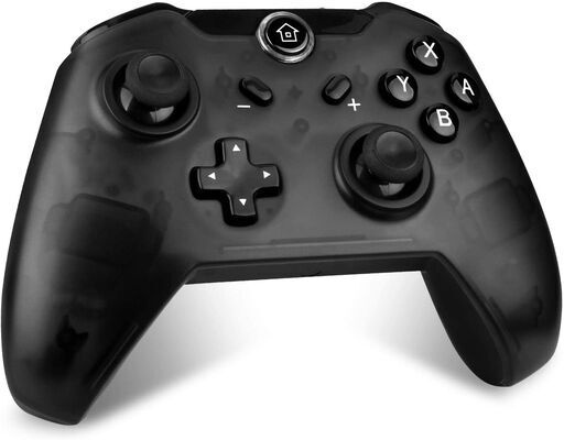 5. Techken High-Performance Switch Pro Ergonomic Lightweight Wireless Gaming Controller