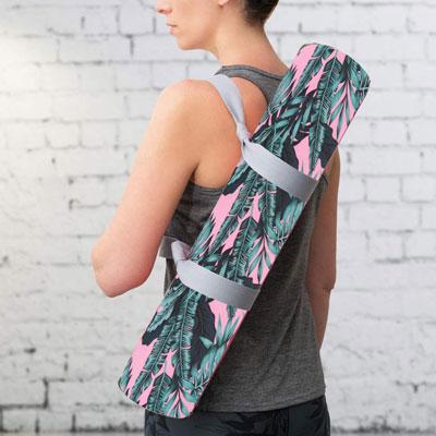 1. Yoga By Design Pilates Lightweight Designer Eco-Friendly TPE Yoga Mat