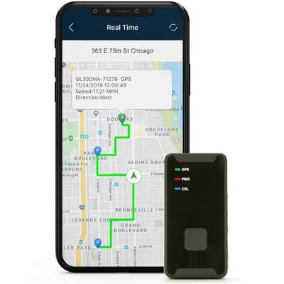 #5. PRIMETRACKING Mini Portable 4G LTE Personal GPS Tracker with SOS Button Locator Tracker