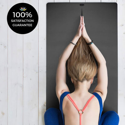 3. Plyopic Ultra-Grip Eco-Friendly Non-Slip Yoga Mat