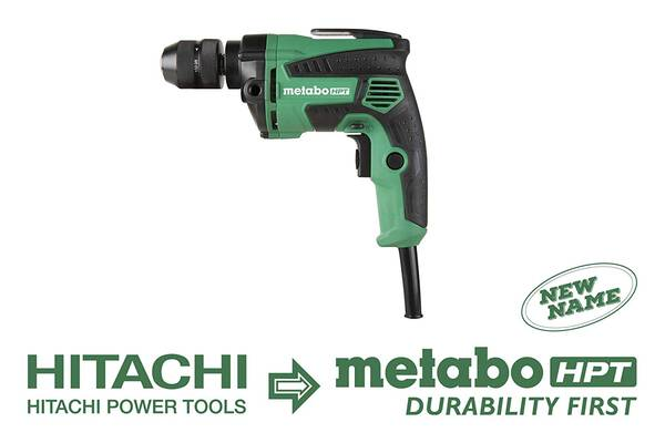 #5. Metabo HTP 7 amp Corded Drill