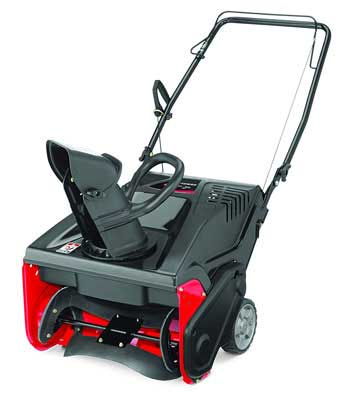 2. Craftsman 31A-2M1E793 Snow Thrower, Liberty Red