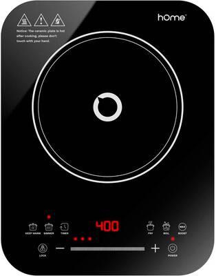 #8. hOmeLabs Portable Powerful Single Burner Induction Cooktop