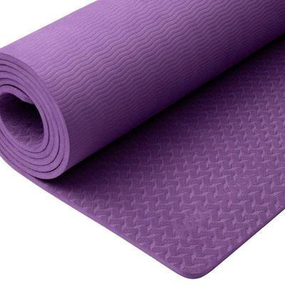 4. Aqui Legend Odorless Pilates and Floor Exercises Lightweight Yoga Mat