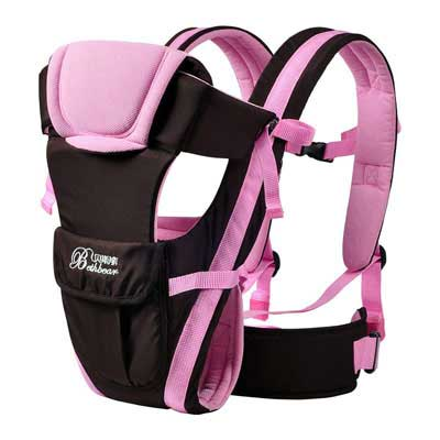 10. uarerise 0 to 30 Months Multifunctional Ergonomic Baby Carrier