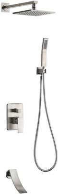 1. YIHAOWY Shower Systems with Tub Spout