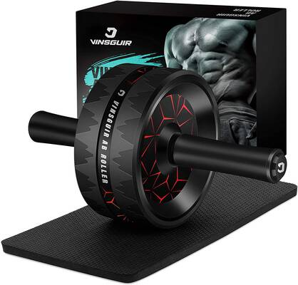 8. Vinsguir Ab Roller for Core Workout
