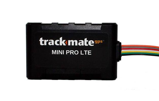 #6. MINI PRO LTE 4G GPS Real-Time Tracker Ignition Cut-Off Hardwired T-Mobile AT&T Coverage