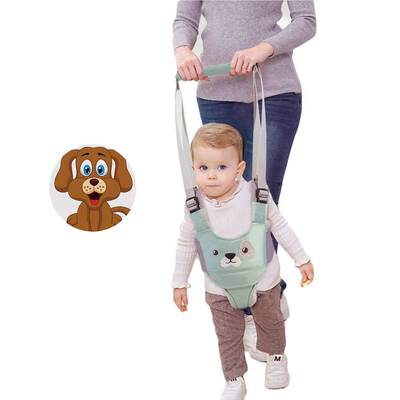 #7. My Lazylife Walking Harness Baby Assistant Walker for Kids (Green)