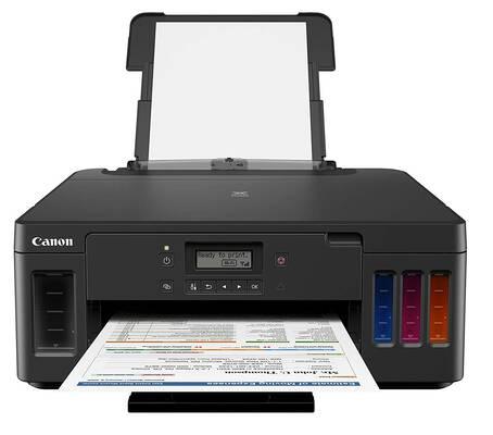 #8. Canon PIXMA G5020 Wireless MegaTank Single Function SuperTank Printer