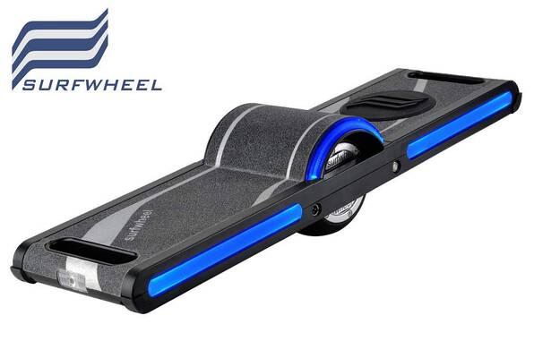 #8. Surfwheel SU One Wheel Electric Skateboard +4 Wheels