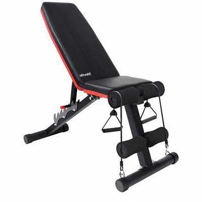 7. Ativafit Adjustable Weight Bench