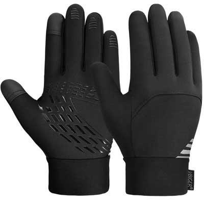 #7. VBIGER Kids Winter Gloves Touchscreen Bike Sports for Children 6 – 12 years