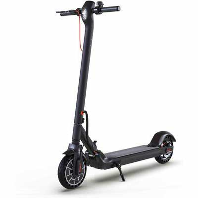 #5. Hiboy Solid Tires 350W Up to 18.6MPH One-Step Motor 8.5Inch Foldable Electric Scooter for Adults