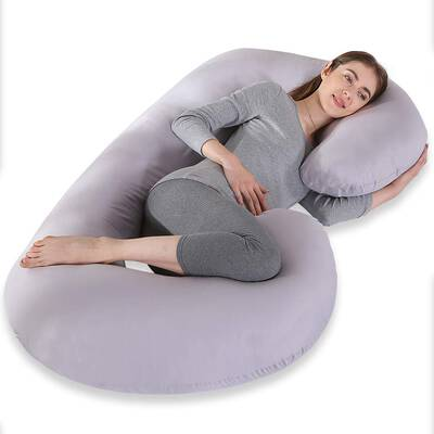 #10. Cepheus Pregnancy Body Pillows with Jercy Color