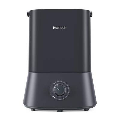 #7. Homech Cool Mist Humidifier with an Auto Shut-Off Feature
