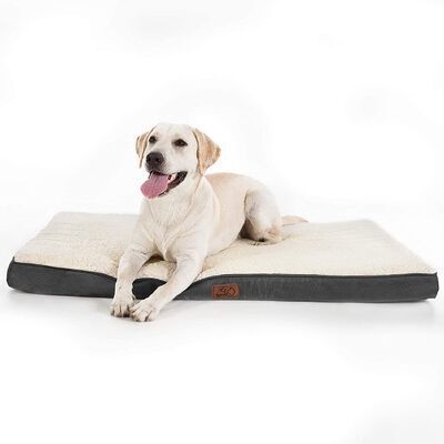5. Bedsure Water Extra-Large Orthopedic Foam Water-Resistant Comfortable Dog Bed