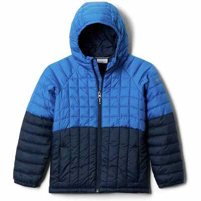 4. Columbia Comfortable Zipper Closure Machine Washable Winter Jacket Coat
