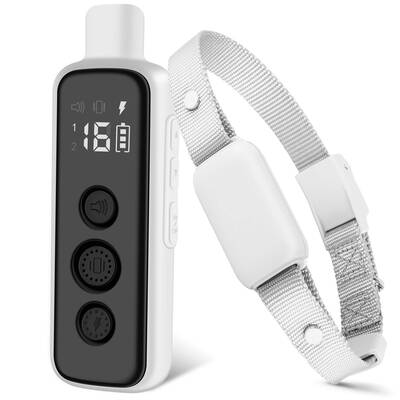 #4. Bousnic Training Collar for Dogs - Waterproof and Rechargeable
