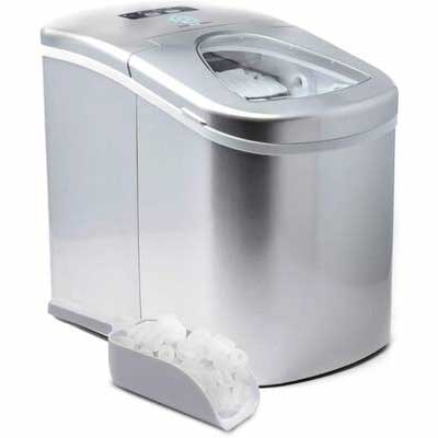 #8. Prime Home Portable Ice Machine for Countertop