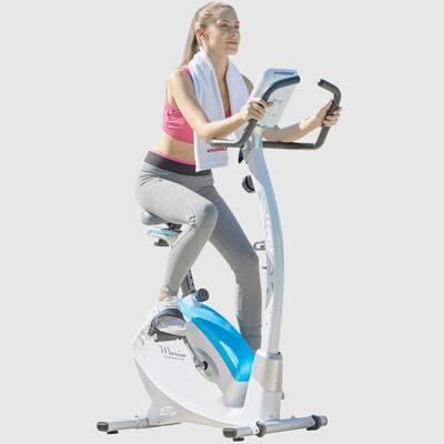 #10. Harizon Stationary Upright Exercise Bike with Magnetic Resistance