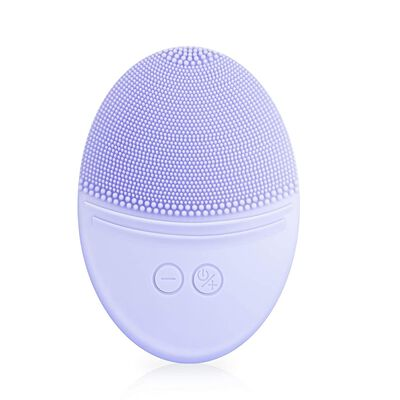 9. Ezbasics Ultra Safe Soft Silicone Facial Cleansing Brush with Inductive Charging