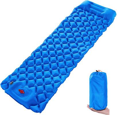 8. Wolf Walker Sleeping Pad- Ideal for Traveling, Camping, and Hiking